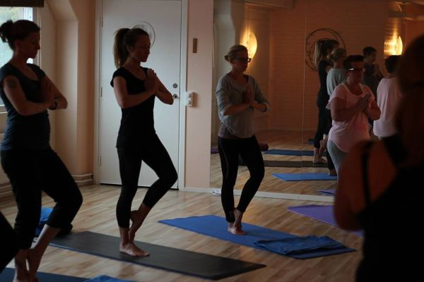 Grundkurs, yoga och meditation