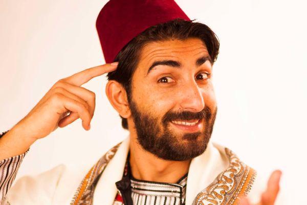 Dockteater på arabiska - från 3 år