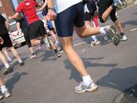 Motionslopp för psykisk hälsa