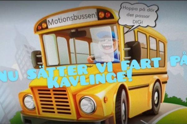 Motionsbussen