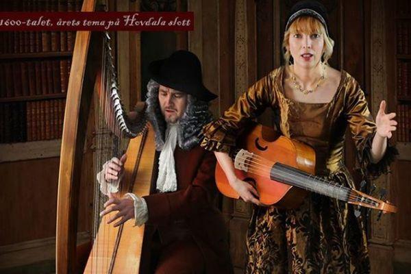 Sommarkväll i Orangeriet: Bland snapphanar och slottsfruar