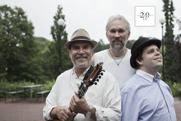Ale Möller trio - en del av Hässleholm kulturhus 20-års jubileum