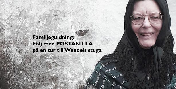 Årets guidningar - PostaNilla - en familjeguidning