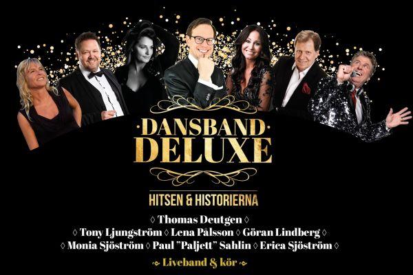 Dansband Deluxe - hitsen och historierna!