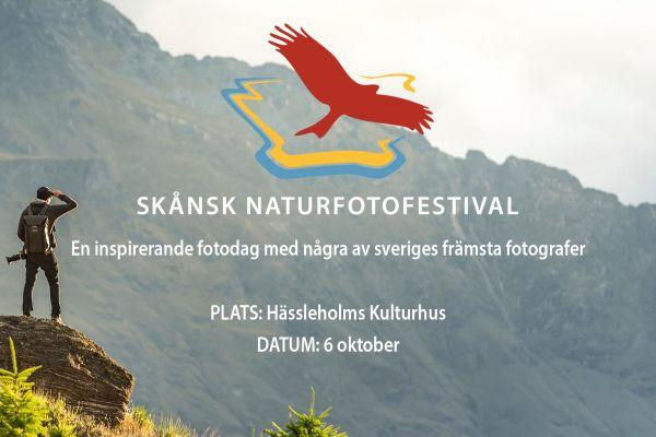 Skånsk Naturfotofestival 2018