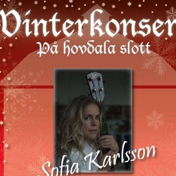 Vinterkonsert på Hovdala Slott 2020