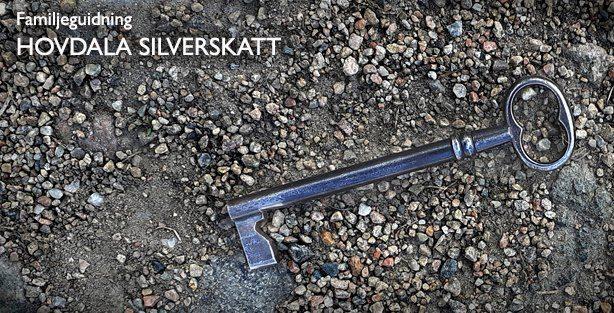 Årets guidningar - Hovdala silverskatt - en familjeguidning