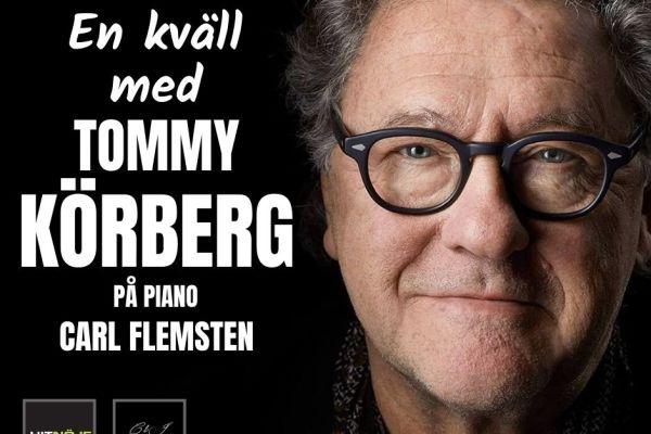 OBS! FLYTTAT! - En kväll med Tommy Körberg - SLUTSÅLT!