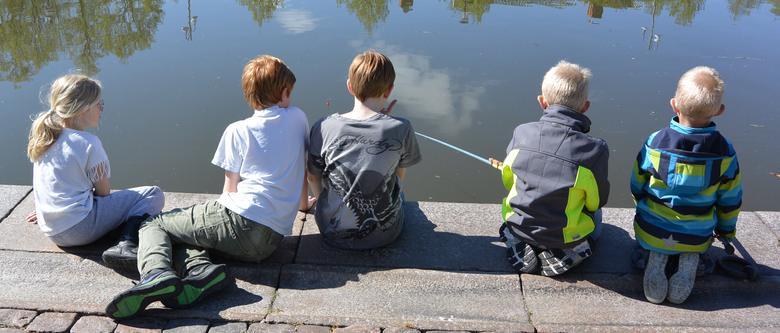 Sommarlovsfiske med Sportfiskarna!