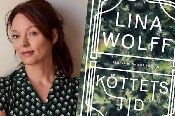 """INSTÄLLT. Författarbesök: Lina Wolff """"Köttets tid"""""""