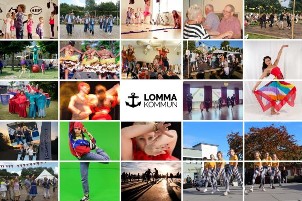 Dansveckorna i Lomma 2019 Invigning & veckoprogram