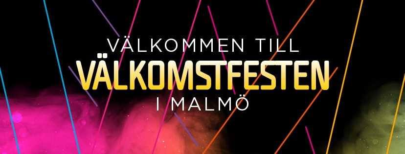 Välkomstfesten i Malmö