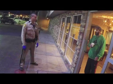 Body Cam: Custody Death  Las Vegas Metropolitan Police