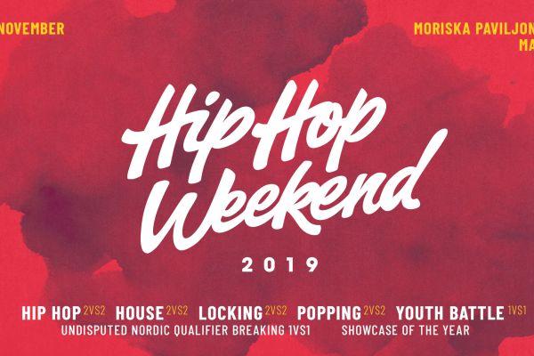 Hip Hop Weekend 2019