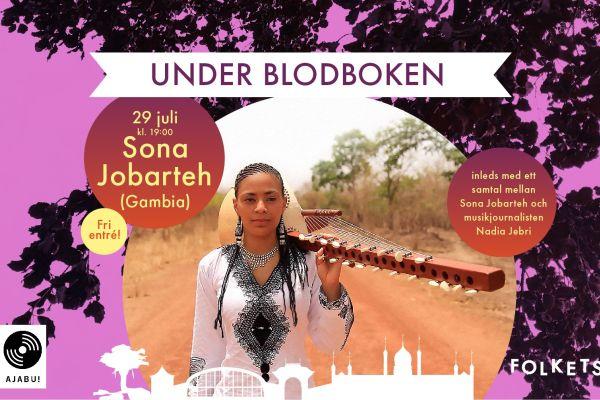 Under Blodboken - Sona Jobarteh (Gambia)